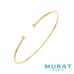 MURAT Paris米哈巴黎 點點閃耀細緻手環(金色款)