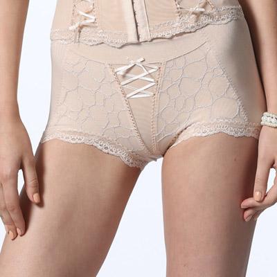 LADY挺峰Bra系列-中機能短束褲-輕透膚