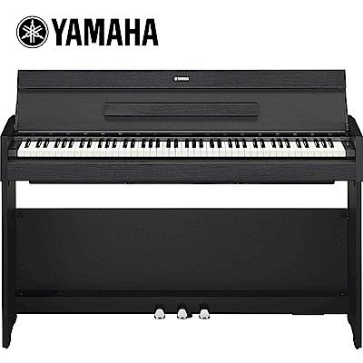 YAMAHA YDP-S52 88鍵掀蓋式數位電鋼琴 典雅黑色款