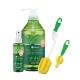 小獅王辛巴 綠活系奶瓶蔬果洗潔系列極細海綿旋轉奶瓶刷超值組