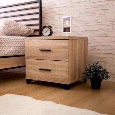 AS-韋克舍橡木床頭櫃-40x48x45