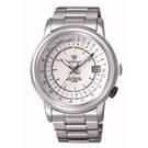 J.SPRINGS Modern-Classic 機械腕錶-白/47mm