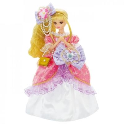 莉卡娃娃-華麗公主莉卡娃娃