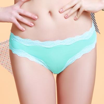 天絲棉低腰無痕褲-薄荷綠(M~XL)