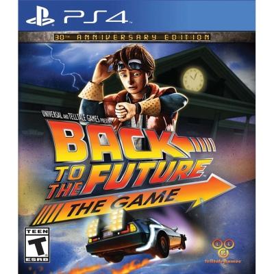 回到未來:30 週年紀念版 Back to the Future-PS4英文美版