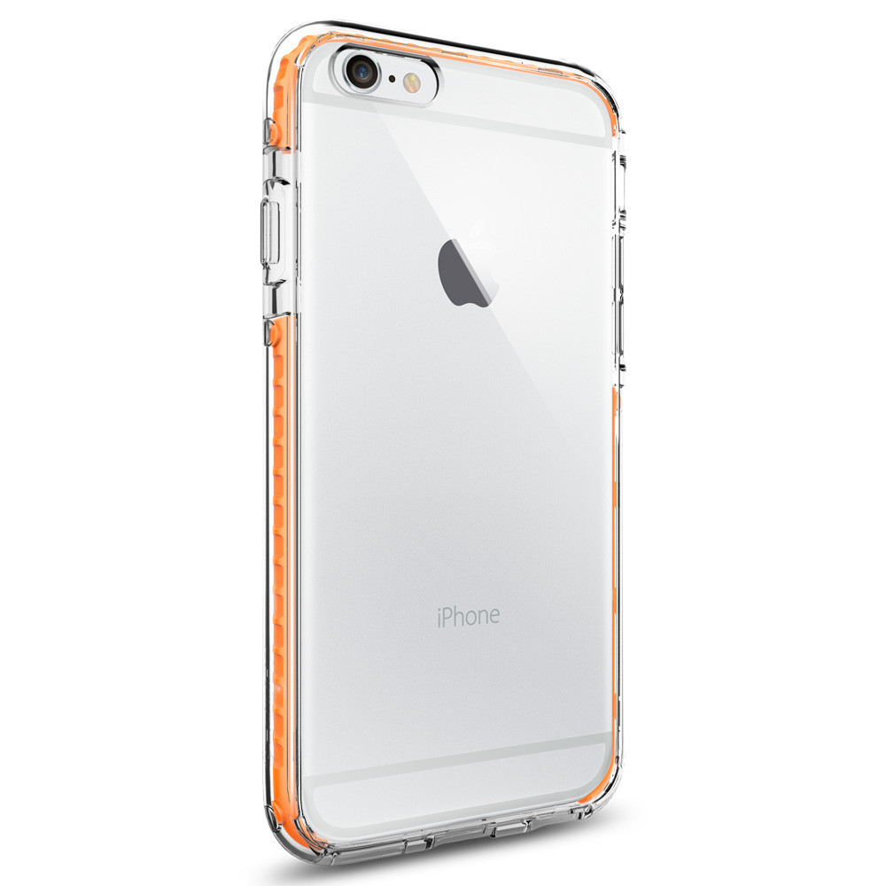 SPIGEN iPhone 6S/6 Plus 透明背蓋防撞緩衝超薄手機殼