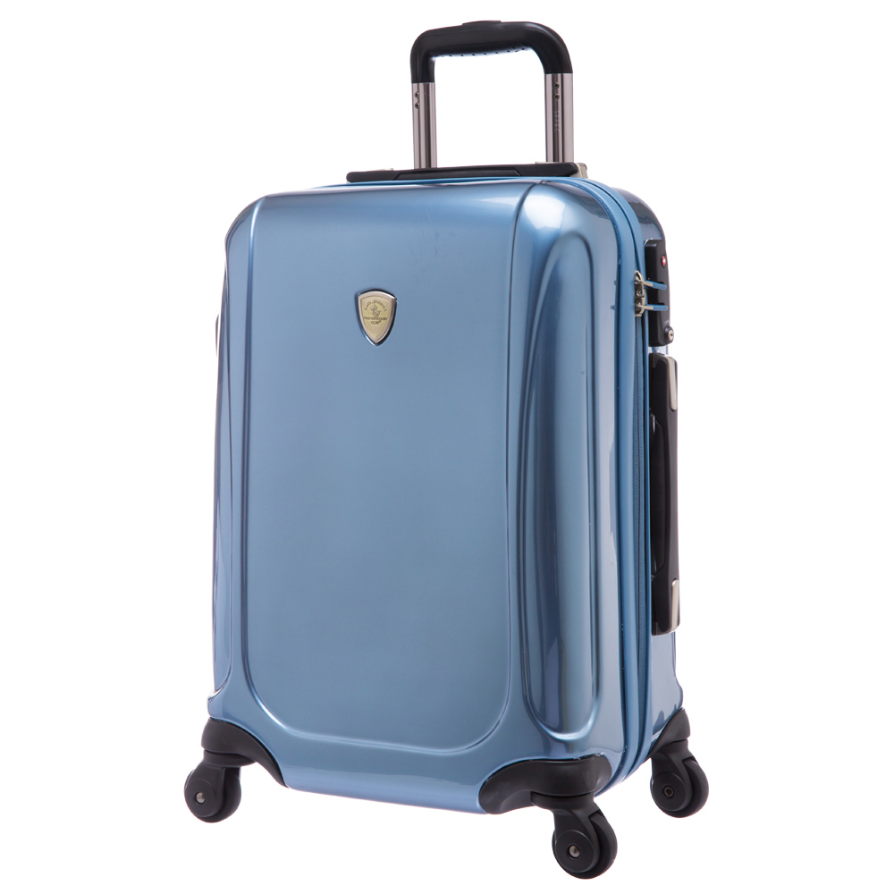 SB Polo伯克利系列-20吋行李箱-藍色