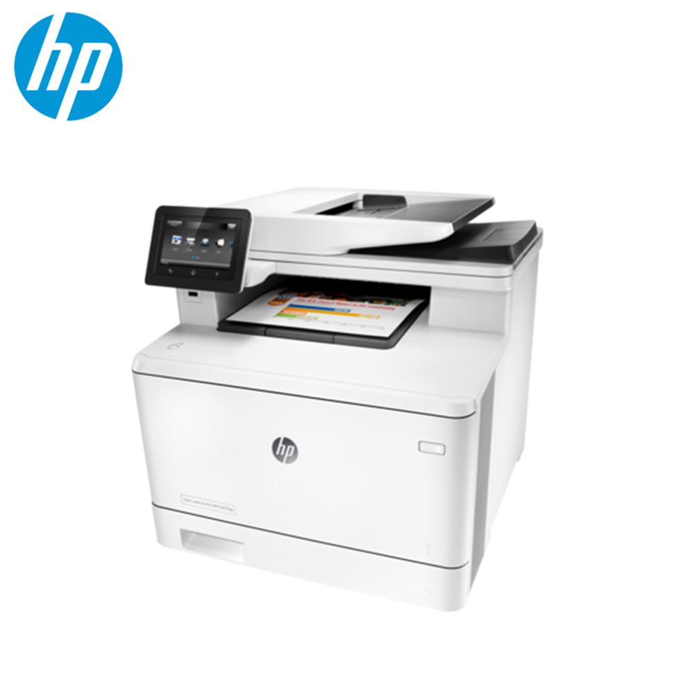 HP Color LaserJet Pro MFP M477fdw 無線雙面觸控彩色雷射傳 @ Y!購物