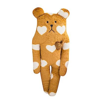 CRAFTHOLIC 宇宙人 愛情獵人熊小抱枕