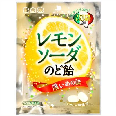 黃金糖 檸檬蘇打喉糖(70g)