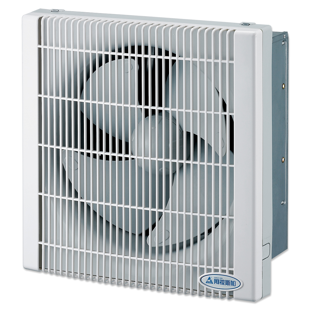 【阿拉斯加】3041超靜音窗型有壓換氣扇(10~16坪)