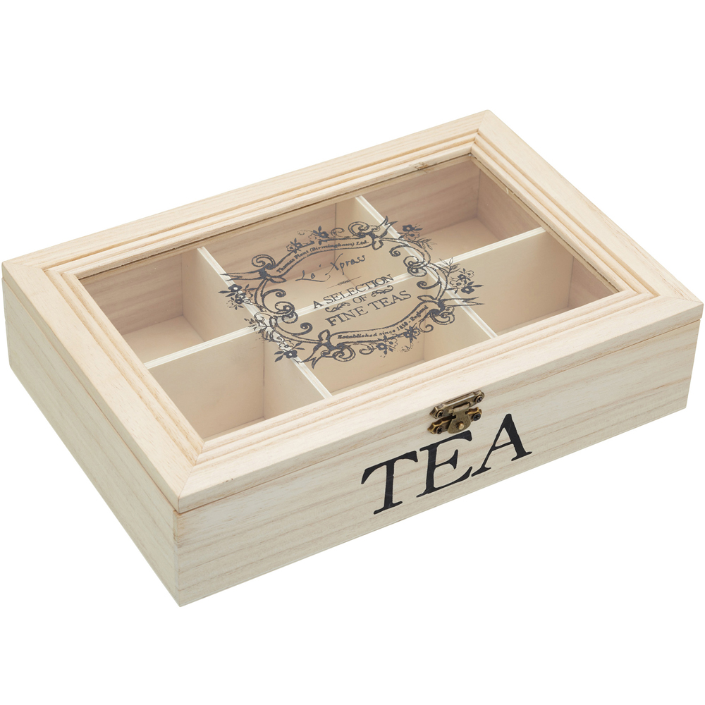 KitchenCraft 古典茶包收納盒