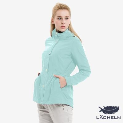 【LACHELN】Coolmax時尚顯瘦防曬外套-粉藍綠(L71W506)