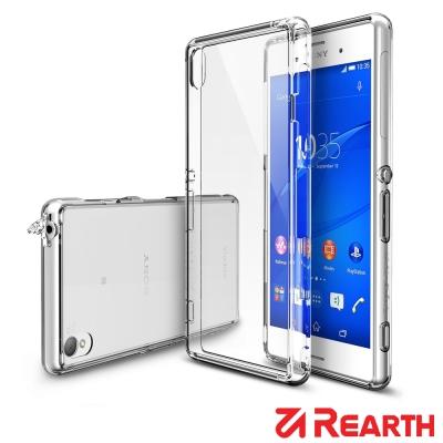 Rearth Sony Xperia Z3 高質感透明保護殼