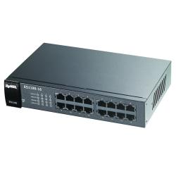 ZYXEL 合勤 16埠 10/100 交換器 ES-1100-16