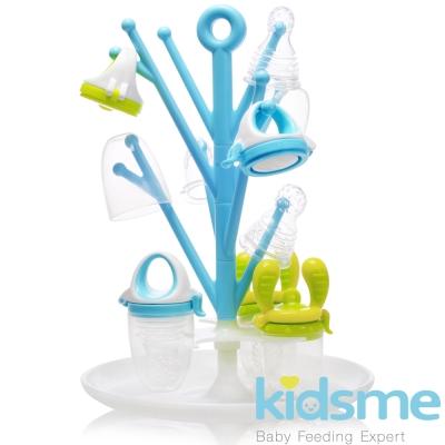英國kidsme-多功能儲存架-藍