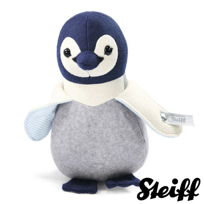STEIFF德國金耳釦泰迪熊 - Penguin 企鵝 (20cm)