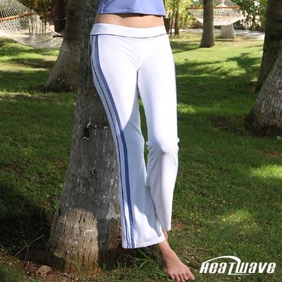 Heatwave-機能瑜珈-韻律褲-長褲-悠白藍調