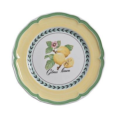 Villeroy & Boch唯寶  法國田園系列圓形盤21cm