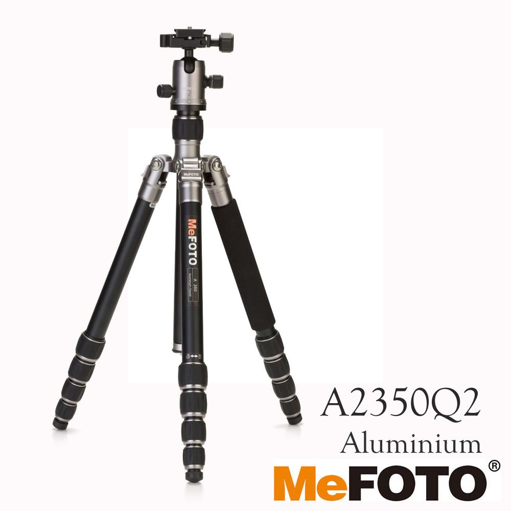 MeFOTO 美孚 A2350Q2 彩色反折腳架