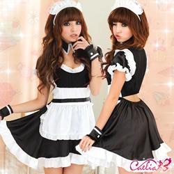 【Caelia】美味甜心!純情五件式女傭服