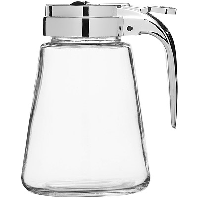 KitchenCraft 輕鬆倒玻璃奶罐(330ml)