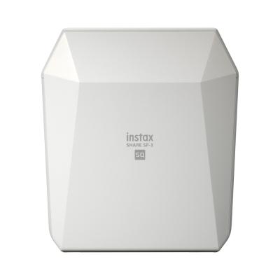 FUJIFILM instax SHARE SP-3 印相機(公司貨)-白色