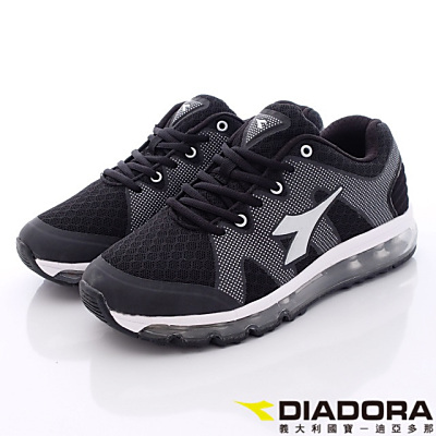 DIADORA-全掌大氣墊D楦乳膠動能跑鞋-WRTH380