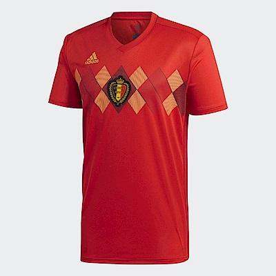 adidas 球衣 Belgium Jersey 男款