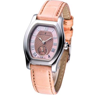 Revue  Thommen 藝術家系列 機械腕錶-34x46mm
