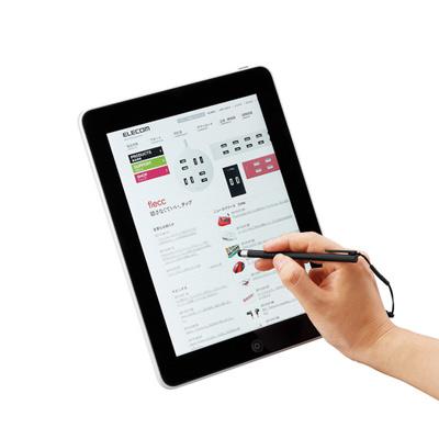 【ELECOM】iPad/iPhone Touch Pen 觸控筆