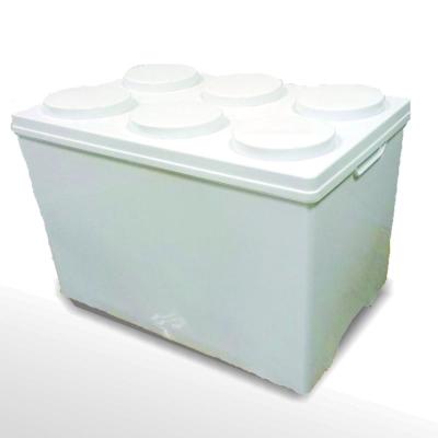 DOLEDO 積木整理箱54公升三入 –5色可選