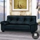 漢妮Hampton唐頓耐美皮沙發三人椅