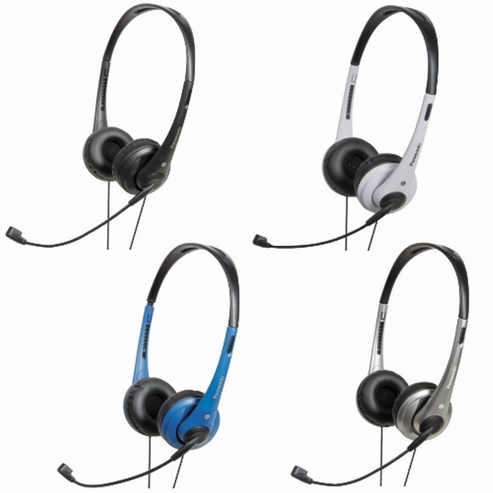 Panasonic頭戴式立體聲耳麥RP-HM111