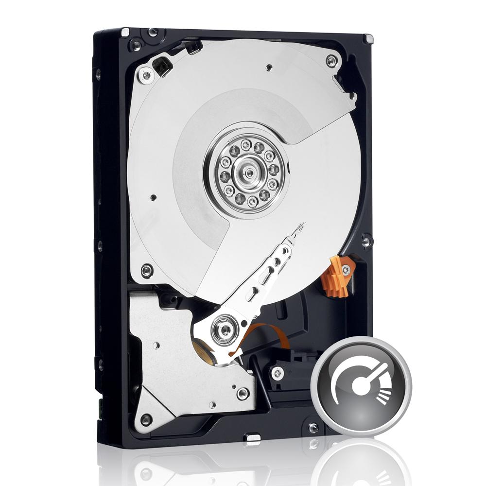 WD黑標 高效能 3.5吋 1TB SATA3 硬碟機 (WD1003FZEX)