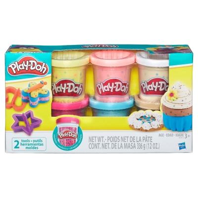 培樂多Play-Doh 創意DIY黏土 紙花黏土補充罐 B3423