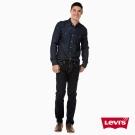 牛仔褲 男款 502 中腰錐形褲 彈性布料 原色丹寧 - Levis
