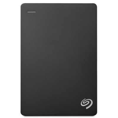 Seagate 5TB Backup Plus 2.5吋行動硬碟-黑色系