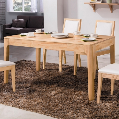 Bernice-托爾5尺北歐風餐桌-150x90x76cm