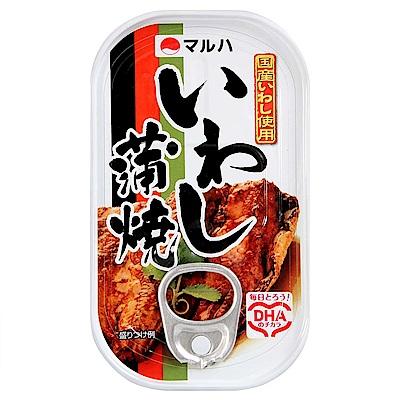 廣洋水產 沙丁魚蒲燒罐頭(100g)