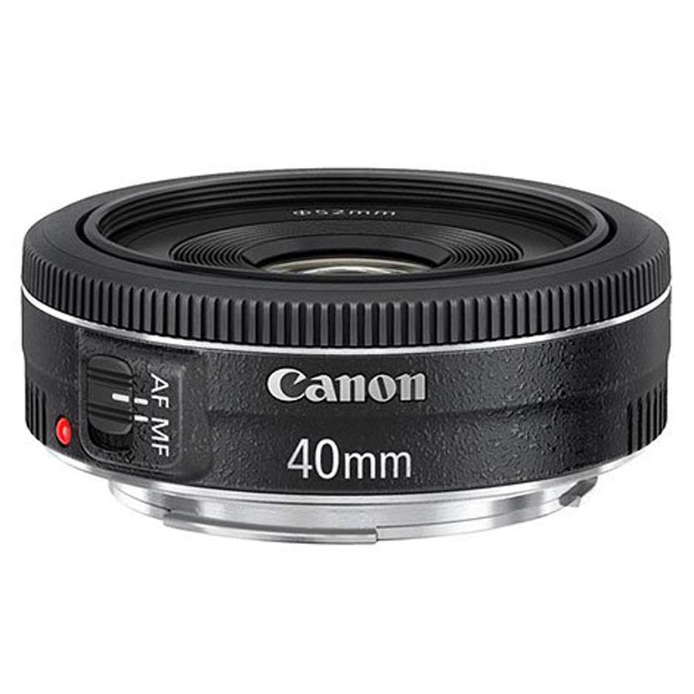 CANON EF 40mm F2.8 STM 餅乾鏡頭 平輸
