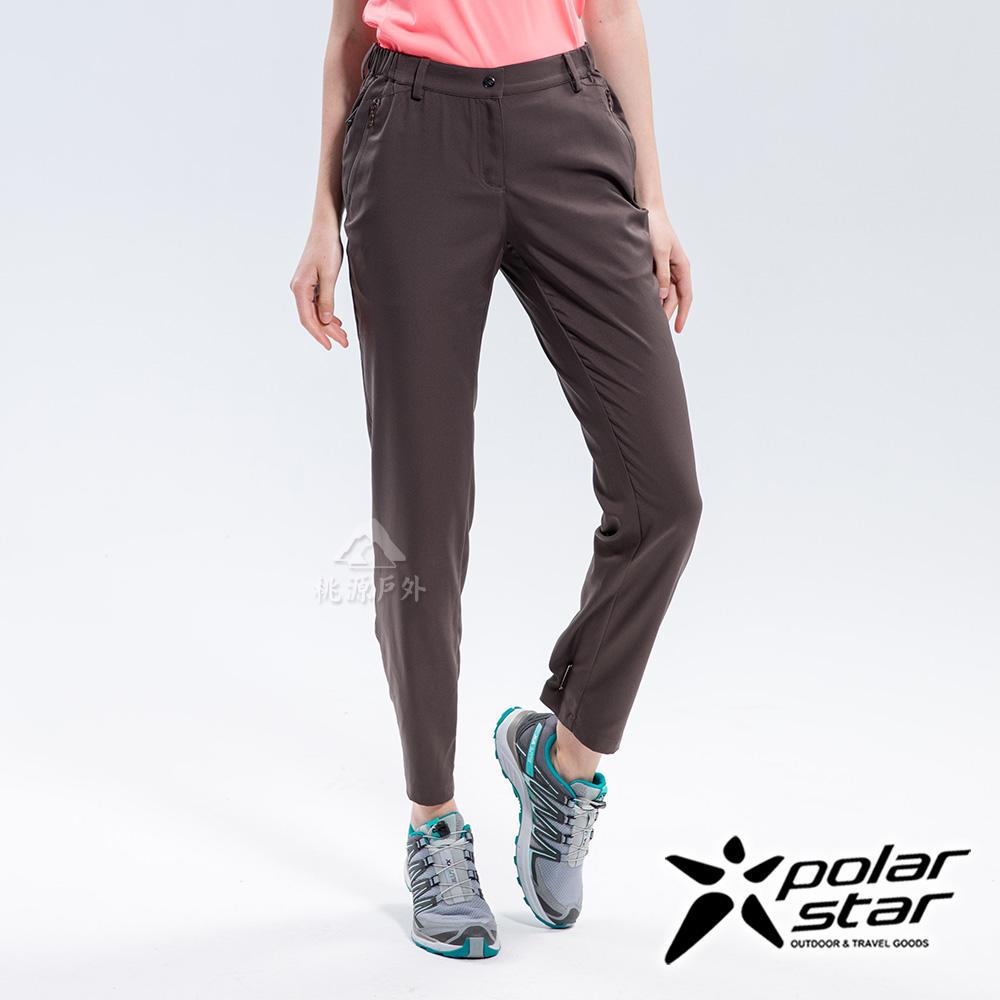 PolarStar 女抗UV排汗快乾長褲『炭灰』P18312