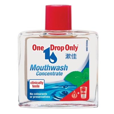 one drop only漱佳 濃縮漱口水25ml