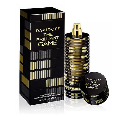 Davidoff The Brilliant Game 酷玩男士淡香水100ml