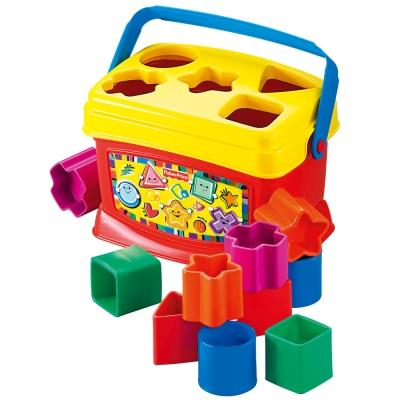 費雪 新寶寶積木盒(6M+)
