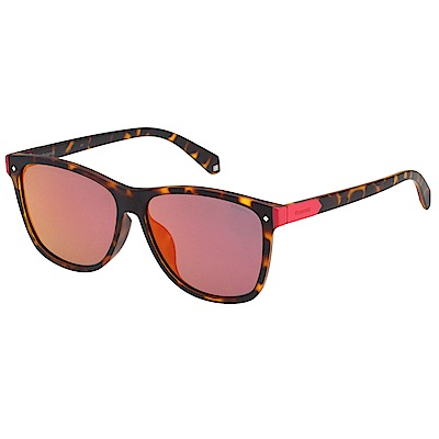 Polaroid 寶麗萊 水銀面偏光太陽眼鏡 (琥珀色)PLD6035FS