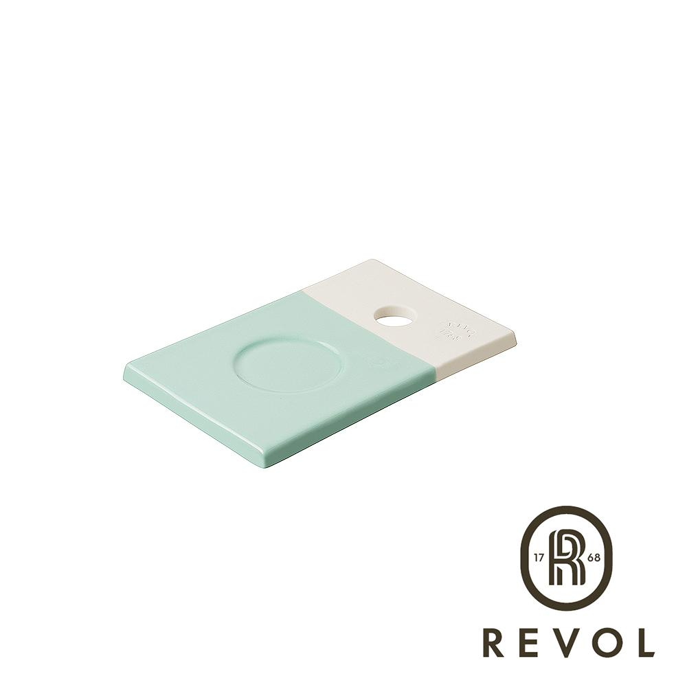 法國REVOL Color Lab 雙色底碟(綠)