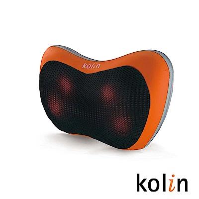 歌林kolin溫熱型揉捏按摩靠墊 KMA-MN3012