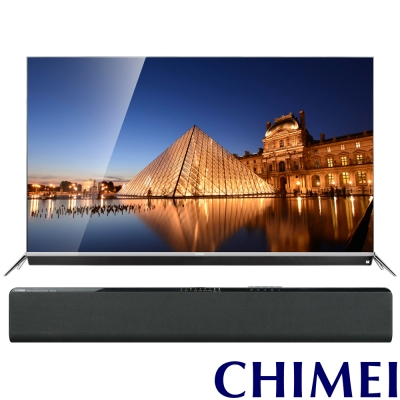CHIMEI奇美-55吋-TL-55W760-液晶-Yamaha-聲霸-YAS-105