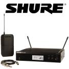 SHURE BLX14R/WA302 吉他無線系統